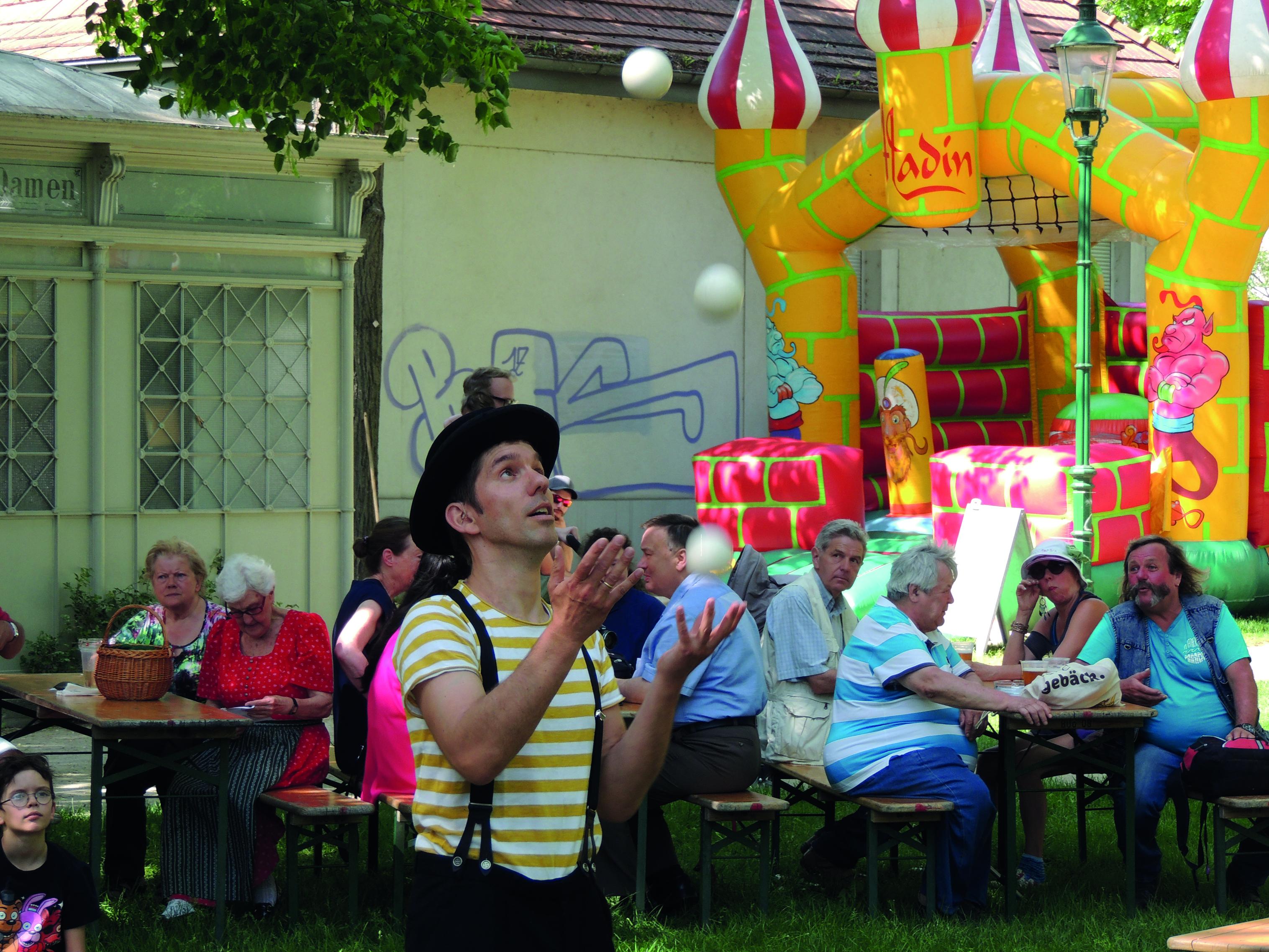 20. Eßlinger Maibaumfest