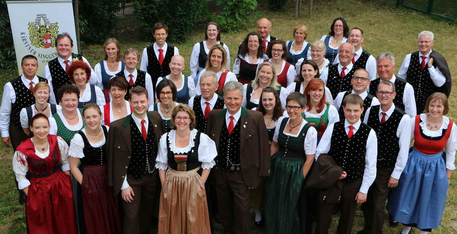 Kärntner Liederabend - Wunschkonzert