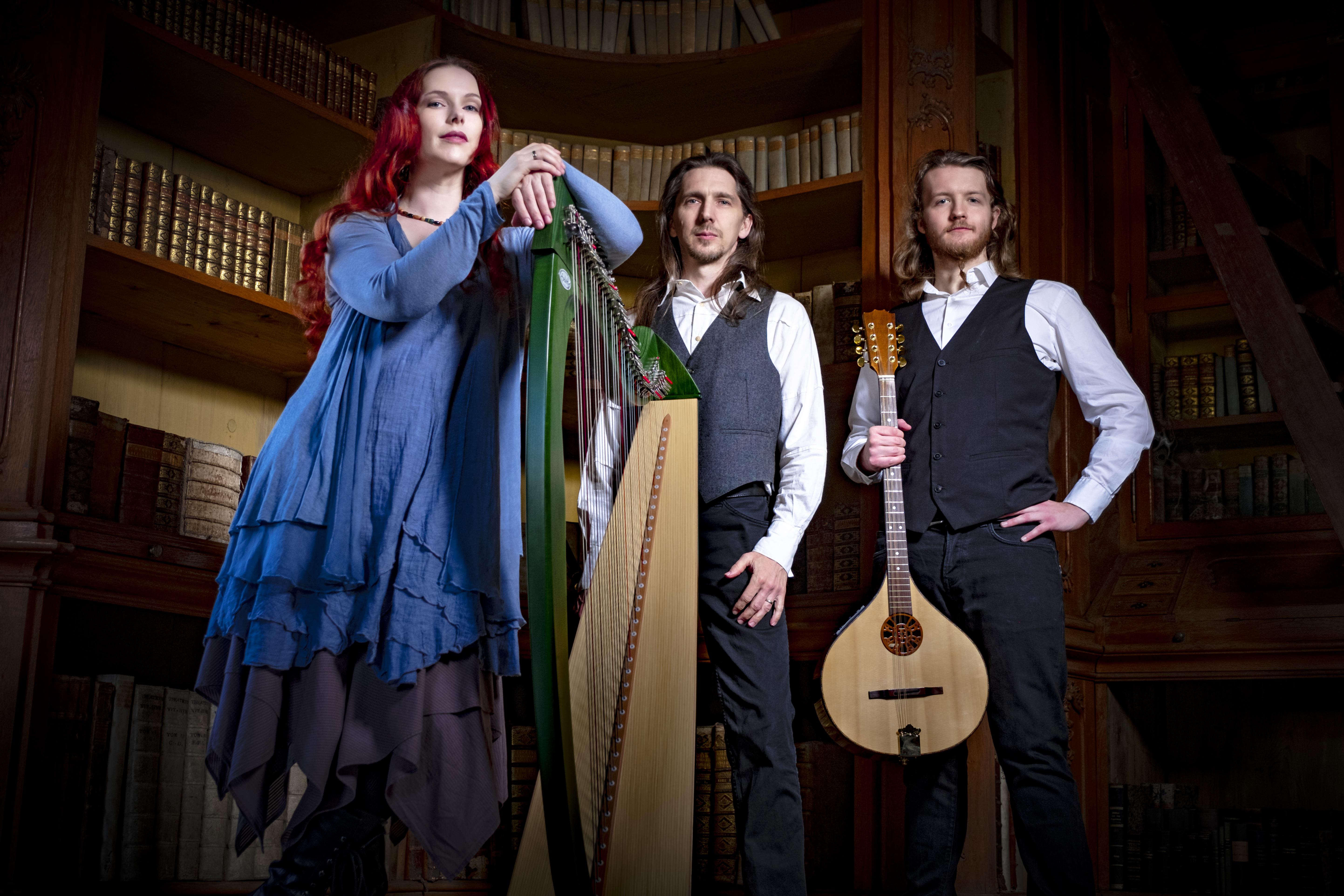 Spinning Wheel - Celtic Folk