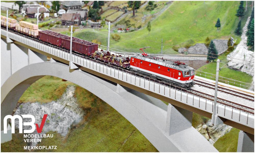 Modelleisenbahn Ausstellung - Sommerfahrtage