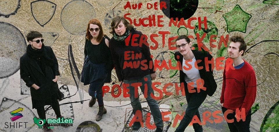 Versteck 3 mit Dritte Hand feat. Sigrid Horn