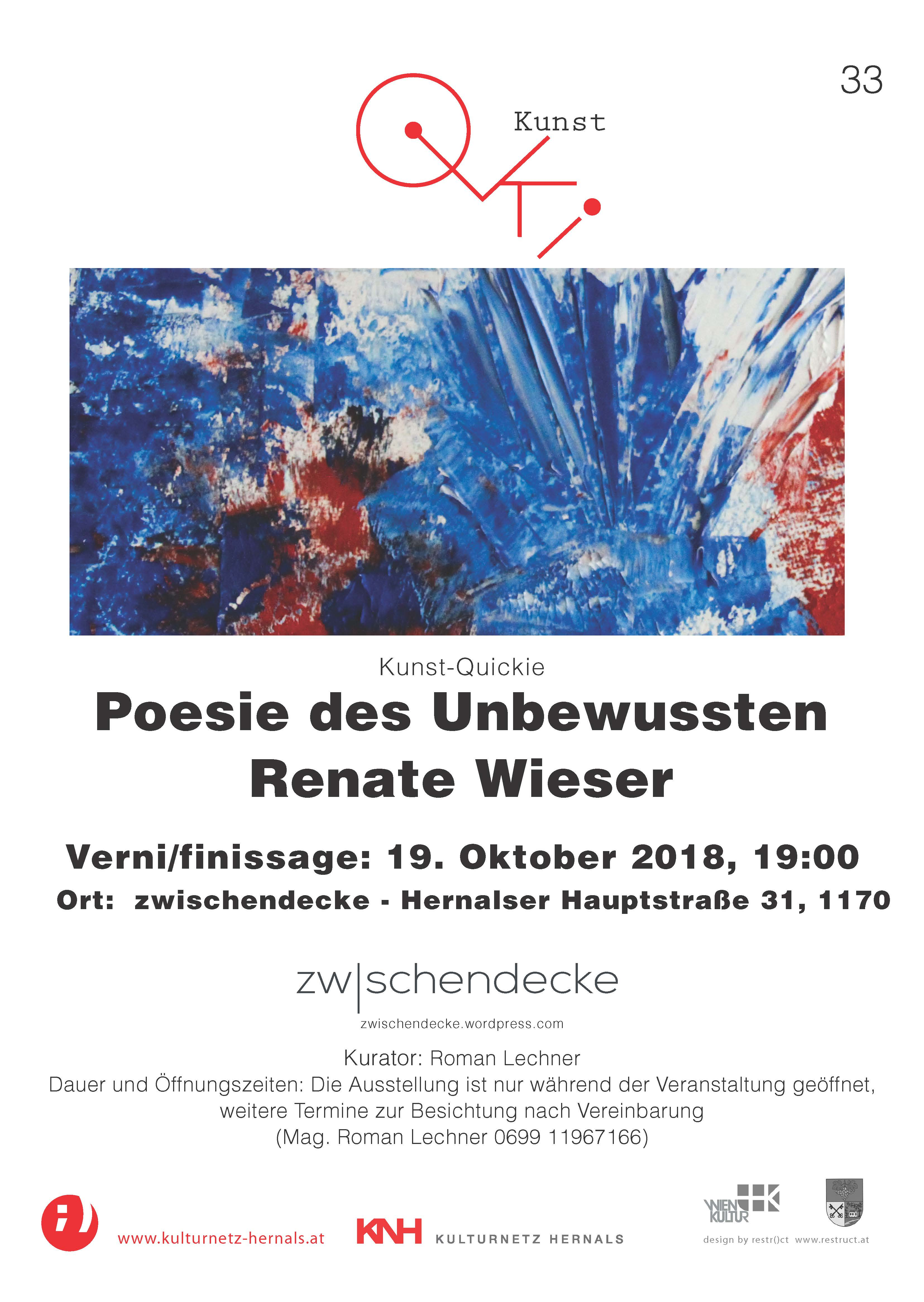 KNH Kunst-Quickie #33 | VERNI / FINISSAGE