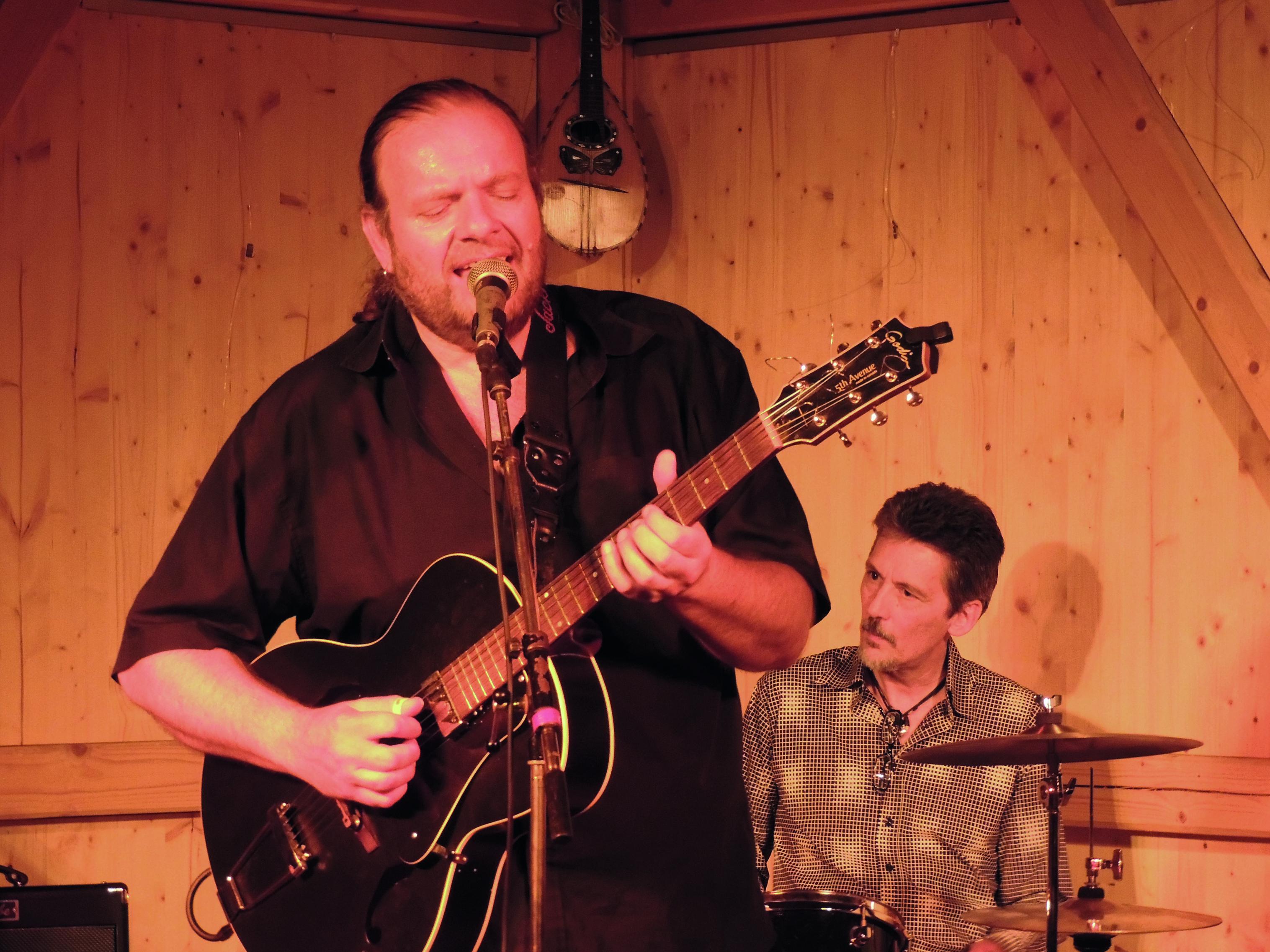Hannes Kasehs Blues Quartett