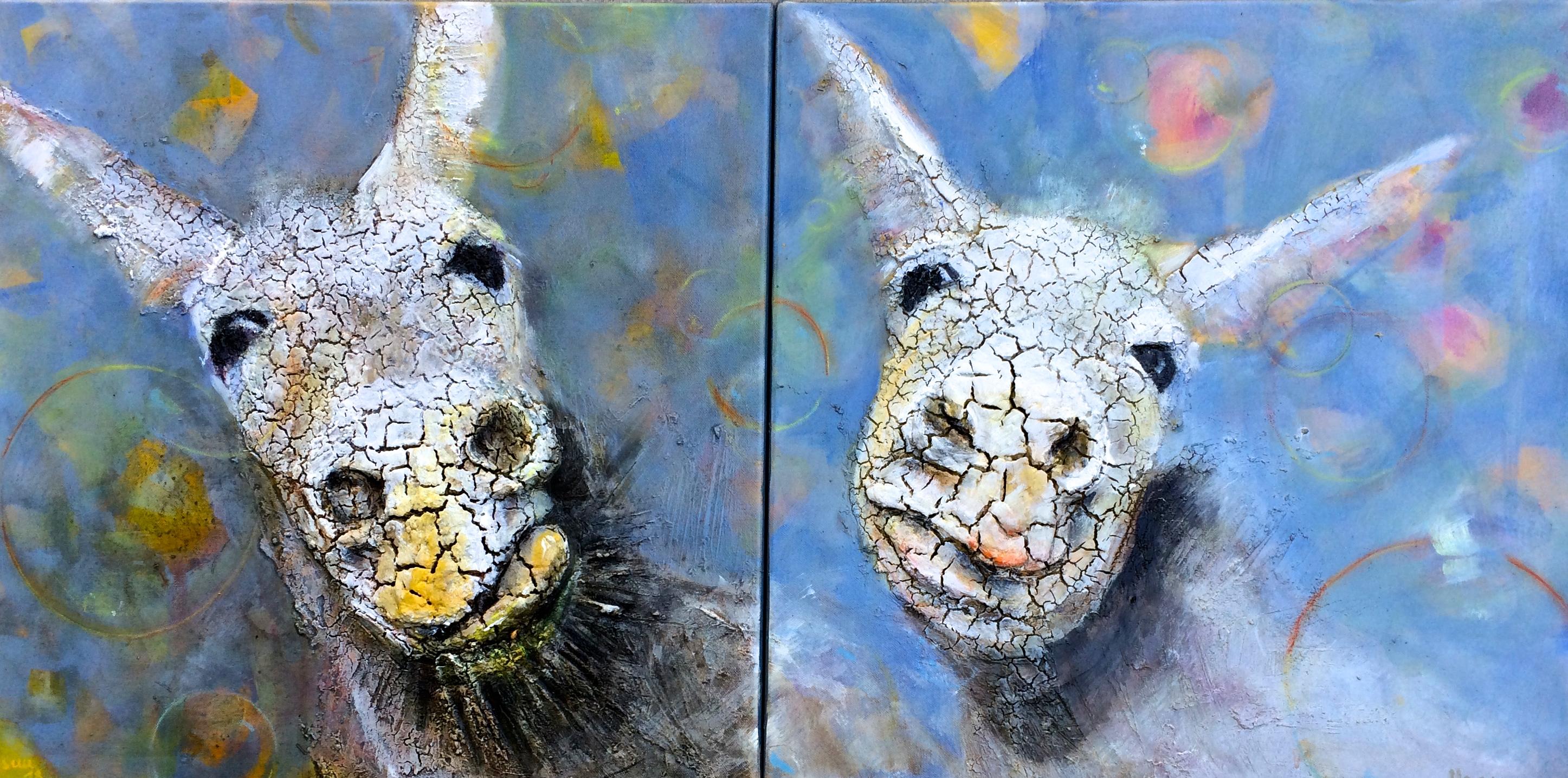 Komm mit, sagte der Esel ... zur Elefantenhochzeit ins Kulturkabinett