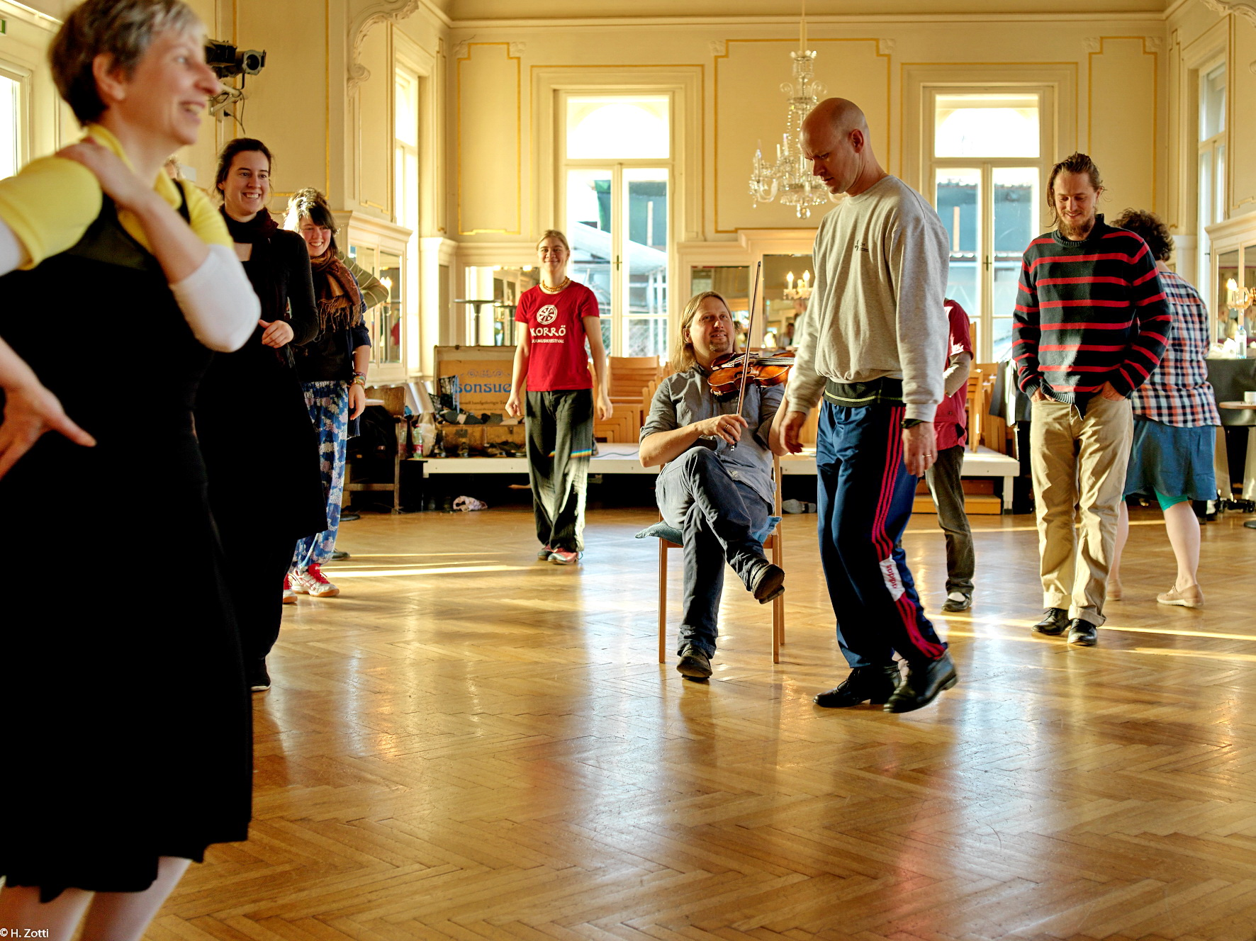 Tanzkurs zum Paartanzen