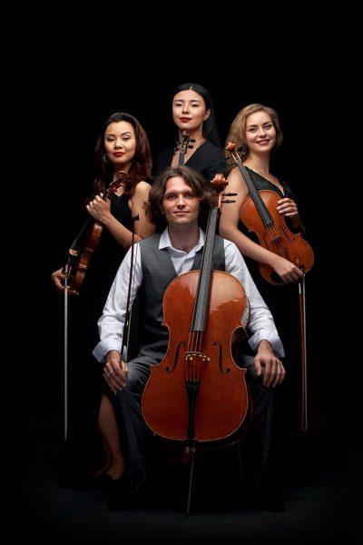 Junge Talente - Artel Quartett
