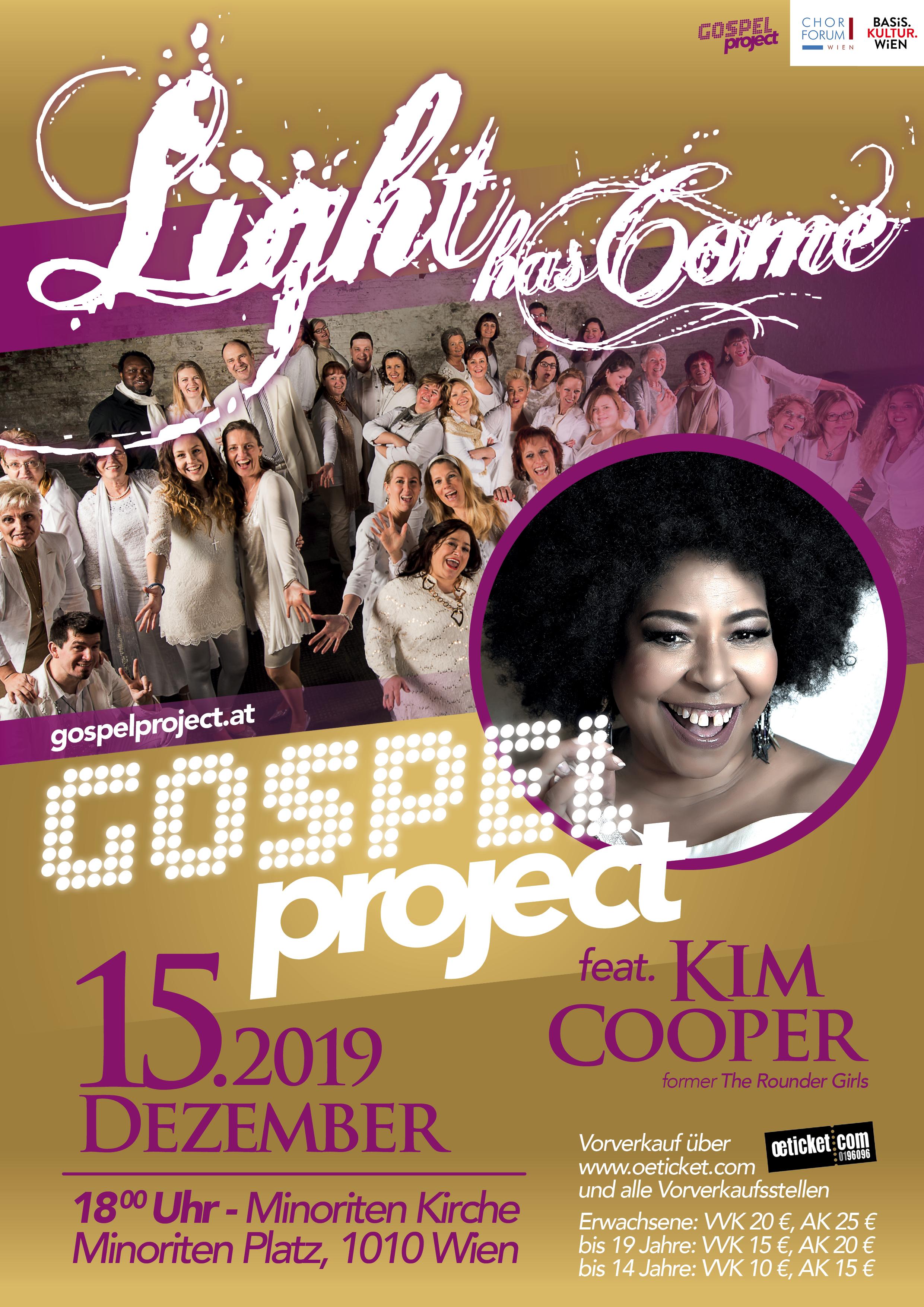 GOSPEL project - Light has come