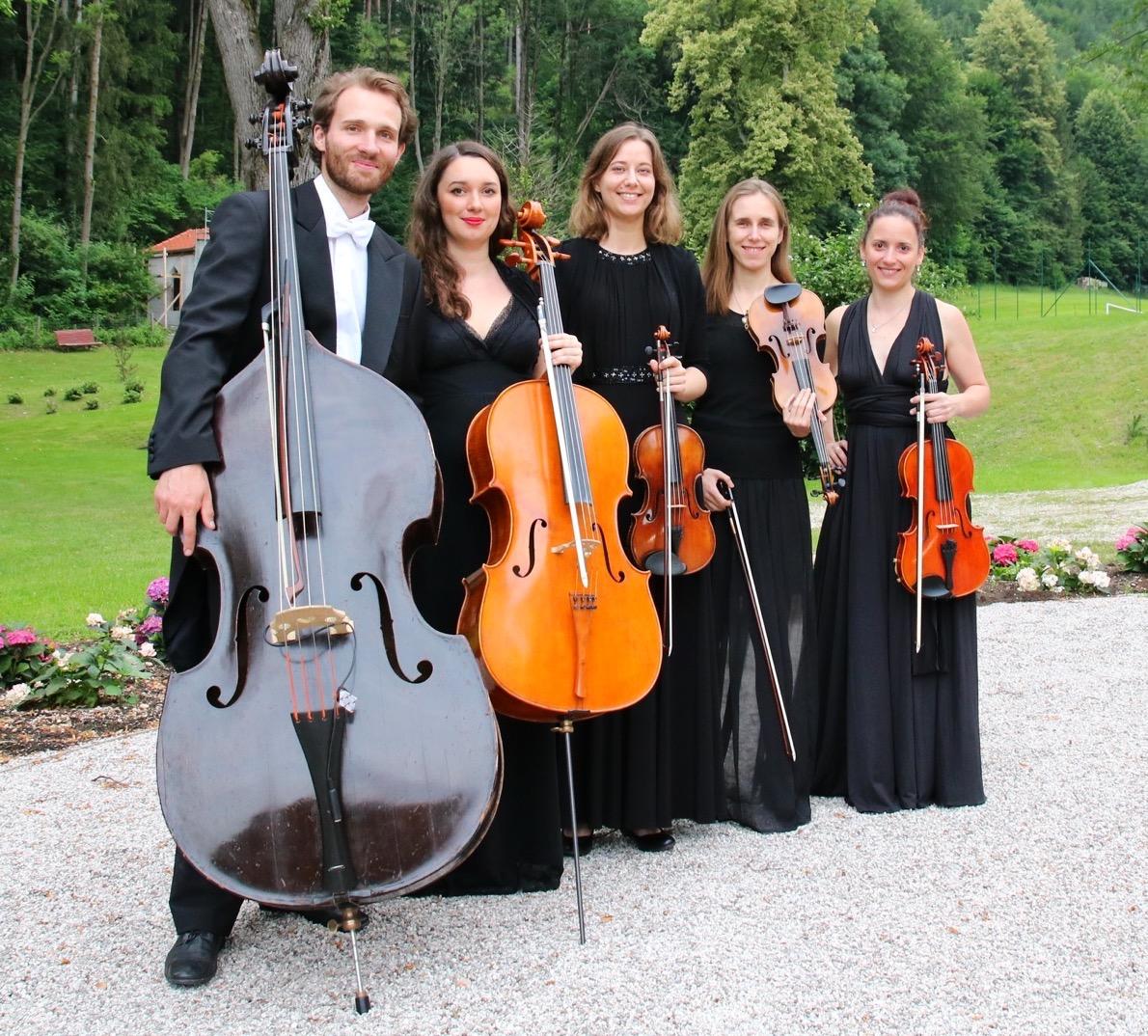 Junge Talente - Gassenhauer Trio