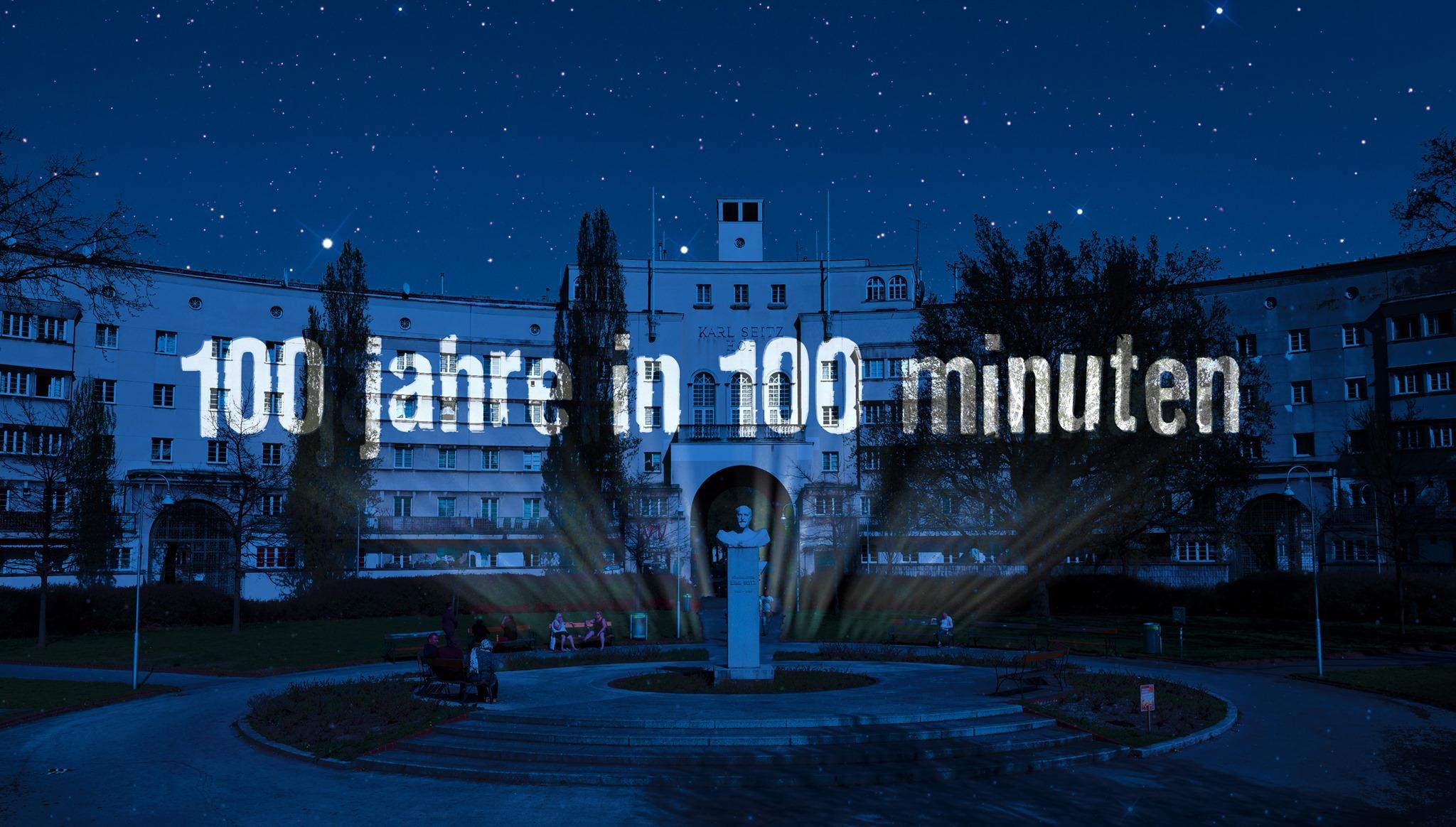 100 jahre in 100 minuten # 004
