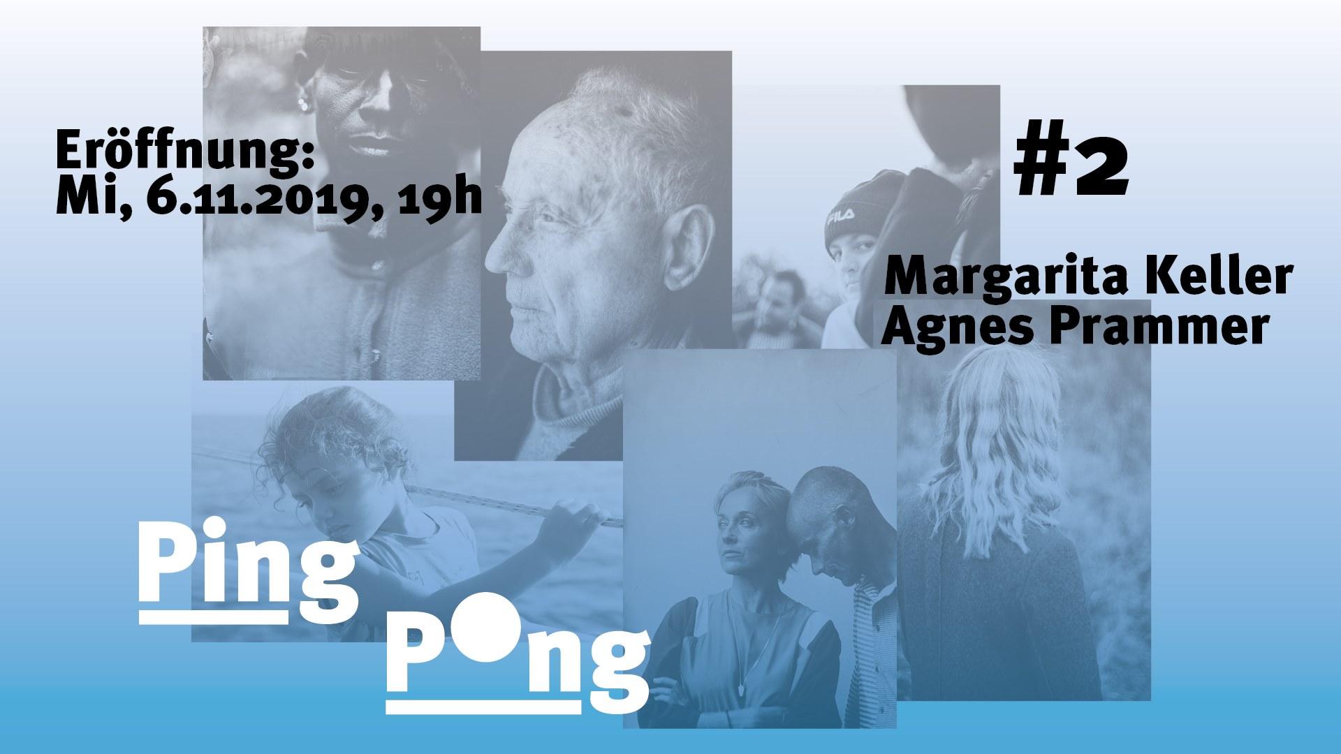 PING PONG #2: Margarita Keller & Agnes Prammer