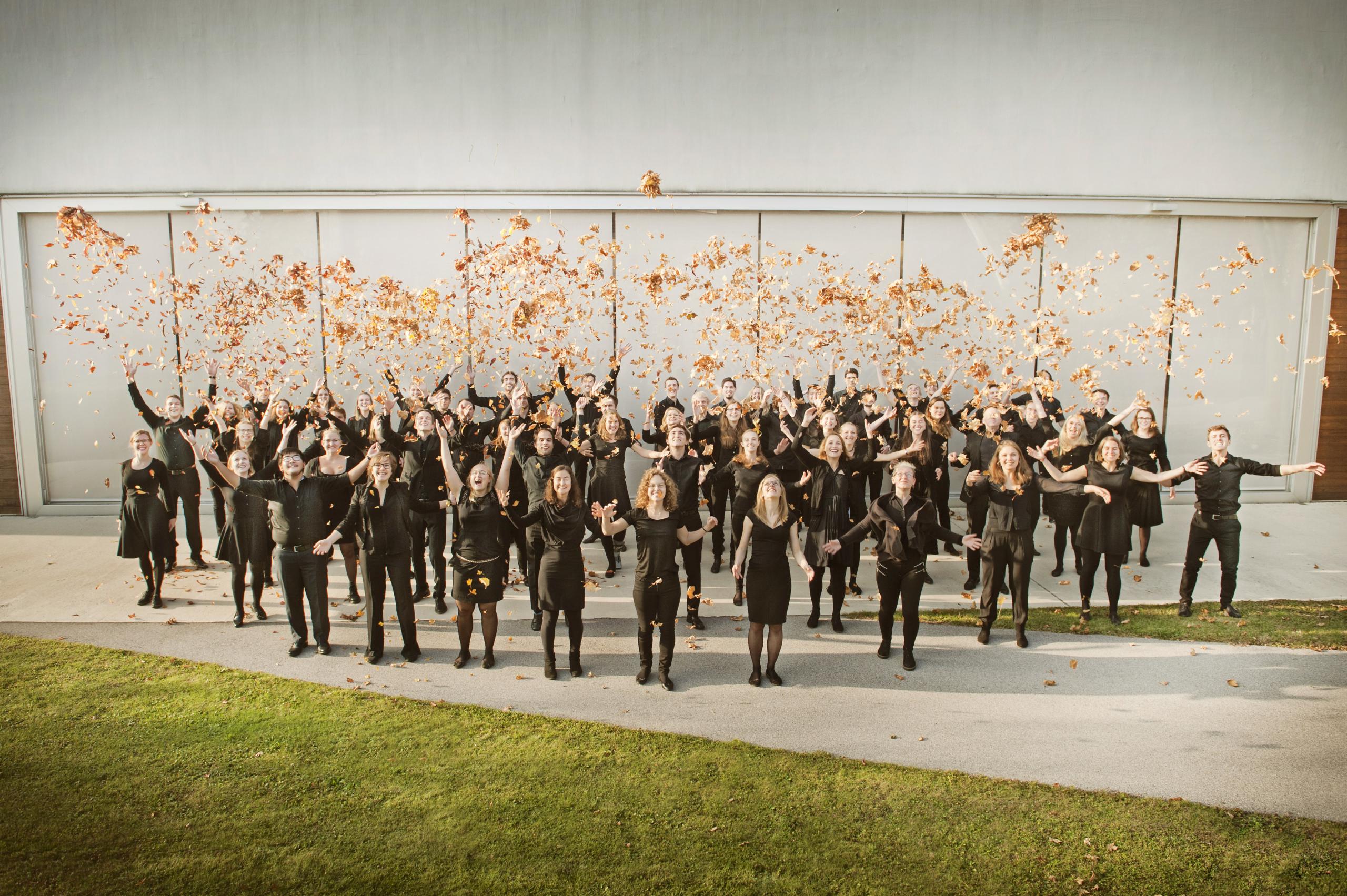 Veni Emmanuel – Ein vorweihnachtliches Konzert der Manécanterie St. Jean und der Neuen Wiener Stimmen
