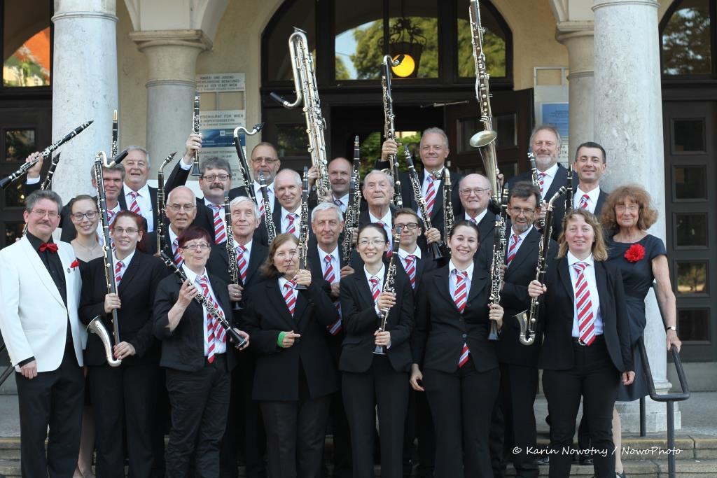 Adventkonzert des Wiener Klarinettenorchesters