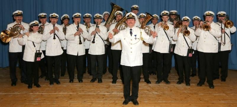Konzert Marine-Traditionsmusik Wien, Tanz in den Frühling