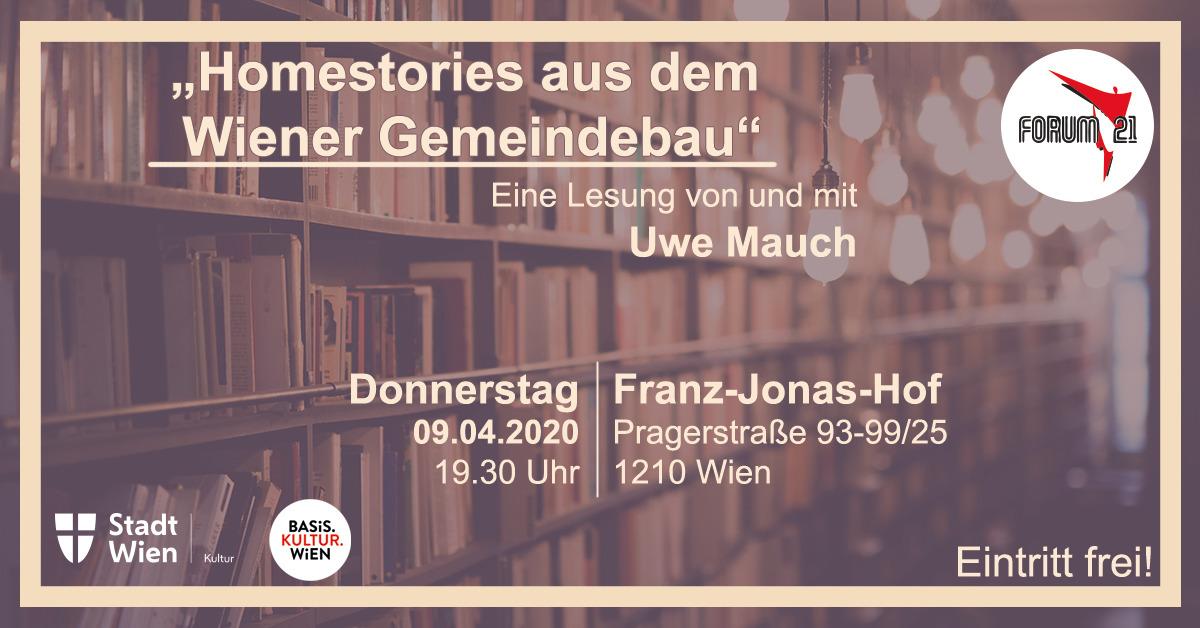 Homestories aus dem Wiener Gemeindebau