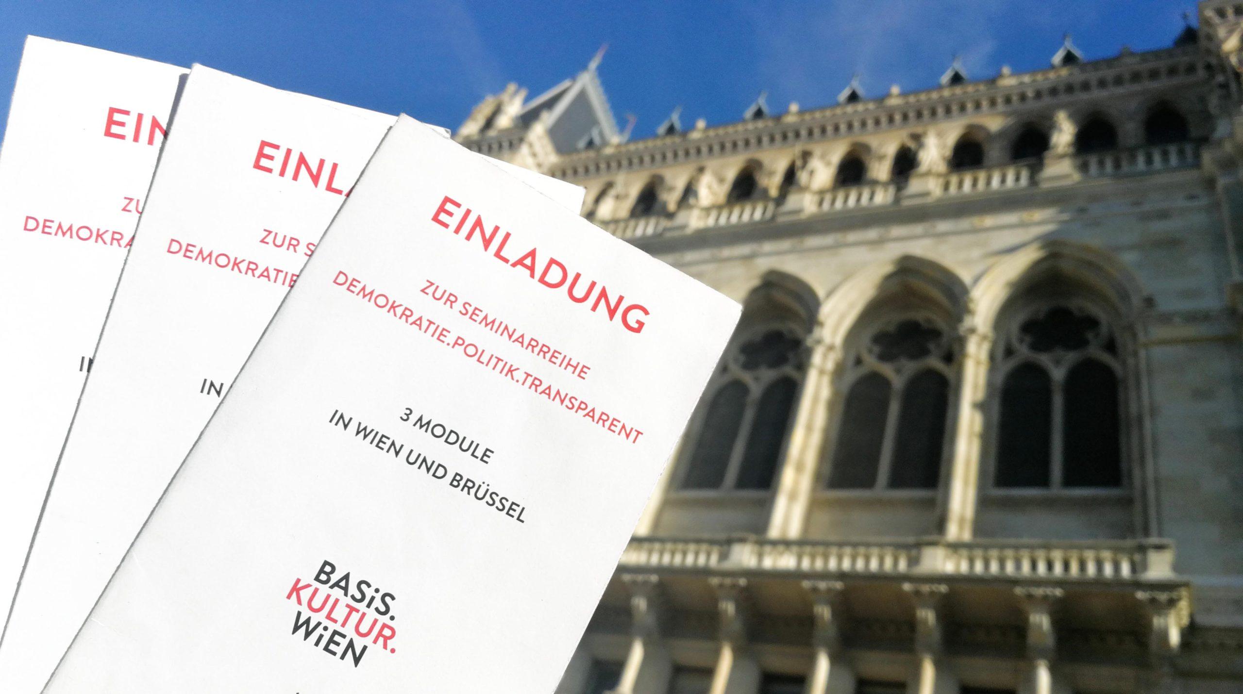 Demokratie.Politik.transparent - Modul 2: Bundespolitik live