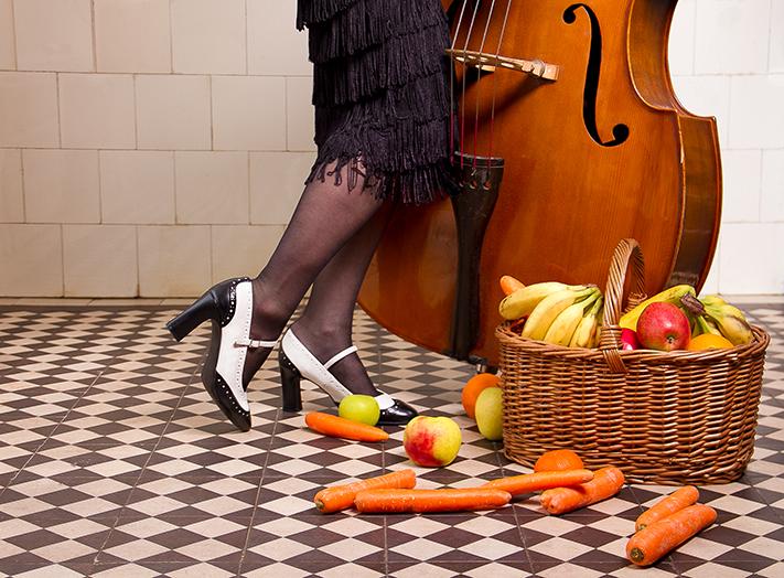 Musikmarkt Sujet